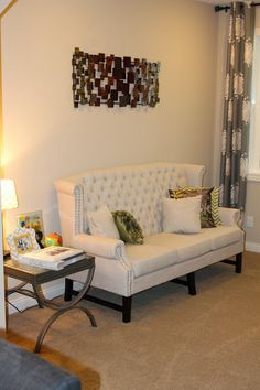 Our Styled Suburban Life: Couch Switch Up!