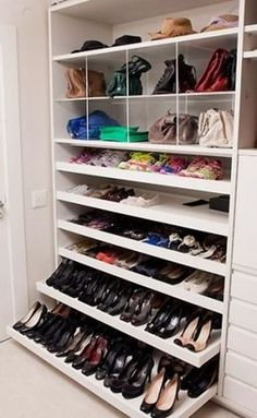 26 ideas walk-in closet organization layout master bedroom dressing rooms for 2 ., organization ideas small bedrooms ikea 26 ideas walk-in closet organization layout master bedroom dressing rooms for 2 . Closet Walk-in, Closet Hacks, Closet Shoe Storage, Small Closet Organization, Closet Shelves, Shoe Racks, Storage Organization, Diy Storage, Bedroom Organization