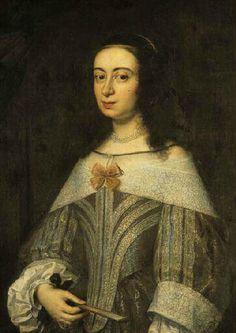 Justus Sustermans - Portrait of a woman