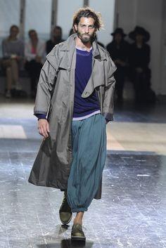 Yohji Yamamoto Men's RTW Spring 2013