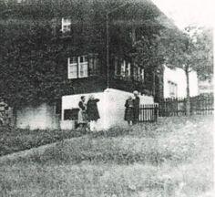 Baumgartner home, Engi, Switerland.