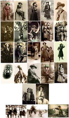 Everything Vintage Cowgirl Costumes Images to Download