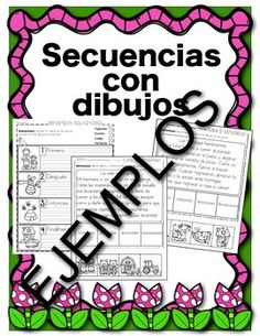 FREE - SECUENCIAS - PRINCIPIO, MEDIO, FINAL   Spanish Resources for ...