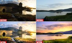 Travel photographer reveals how to transform dull shots