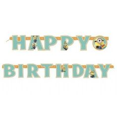 Grinalda Happy Birthday / Banner Happy Birrthday