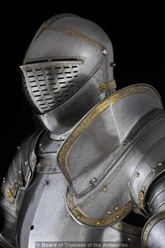 Field and tournament armour of King Henry VIII