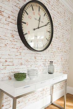 Brick wallpaper - Wallsorts