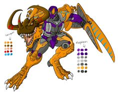 transformers crossovers one. greymon from digimon combines with megatron from the beast wars series. This is just plain epic, yeeesss. Geek Art, Digimon, Favorite Tv Shows, Beast, Character Design, Funny Pictures, Geek Stuff, Transformers Robots, Nerdy Things