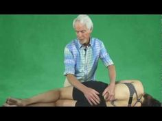 Joint mobilization & deep tissue massage for Low Back Pain