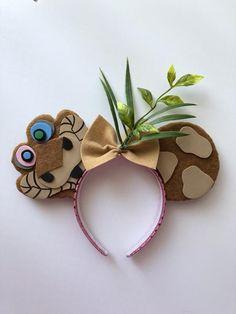 Snake Mickey Ears