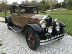Buick : Other Country Club Coupe 1928 Buick Country Club Coupe - http://www.legendaryfind.com/carsforsale/buick-other-country-club-coupe-1928-buick-country-club-coupe/