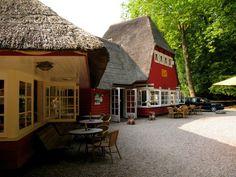 Impressie van het restaurant Theehuis Rhijnauwen