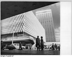 Alexanderplatz in 1973, Berlin