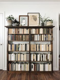 Neutral Bookshelf