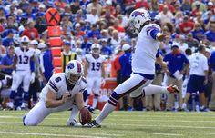 Rex Ryan: Signing a practice squad kicker isn't a message to Dan Carpenter - The Buffalo News