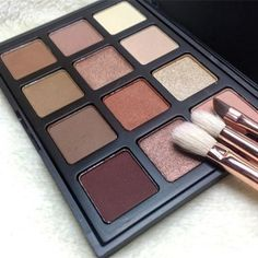 Morphe Brushes 12NB Natural Beauty Palette | cosmetics | Beauty Bay