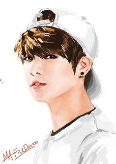 """"""" Random Bts Fanarts, Enjoy"""" ( fanarts does not belon… Jungkook Fanart, Kpop Fanart, Bts Bangtan Boy, Bts Jimin, K Pop, Hip Hop, Bts Drawings, Bts Chibi, Bts Fans"""