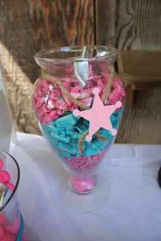 Vintage shabby chic cowgirl party Birthday Party Ideas | Photo 6 of 216 | Catch My Party