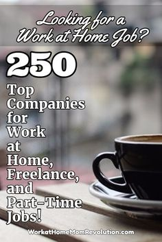 FlexJobs has released its list of the 250 Companies with the Most Flexible Jobs. Many are home-based or freelance, meaning you can perform them from home! Awesome work from home resource! You can earn money from home!