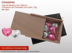 ¡Piensa en el regalo para el día de San Valentín, nuestros corazones son una delicia!