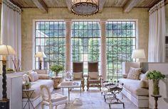 living room. Classic Romance
