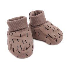 MINI RODINI bear shoes Light grey