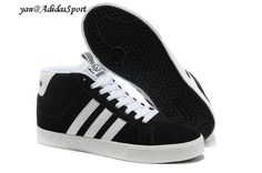 quality design dee21 cd5fe Adidas Neo Hombres Bbneo ST Daily Calientes Zapatos Casuales Negro Blanco  Madrid Horario