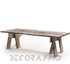картинка Обеденный стол Riva 1920 Le Briccole, Frammenti Di Wabi-Sabi изображение