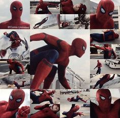Spider-man overload | i can't wait for Spider-man Homecoming next year (2017)!!