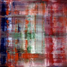 Gerhard Richter » Art » Paintings » Abstracts » Abstract Painting » 798-2