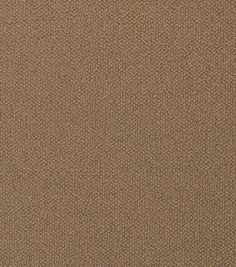 Home Decor Fabric-Crypton Bella Lush Solid-Toffee