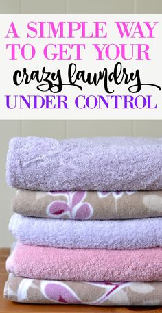 Do you feel like you're always behind on laundry, or forgetting you even put laundry in the washer in the first place? This post will show you a simple way to set up a laundry routine that will solve your laundry woes. #allfreeclear ad