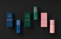 Microme Cosmetics is Makeup With Provenance — The Dieline - Branding & Packaging Design