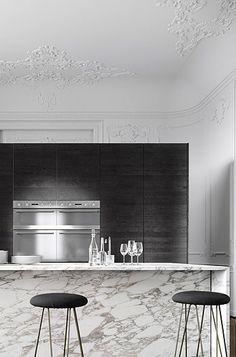 Parisian Apartment | Jessica Vedel