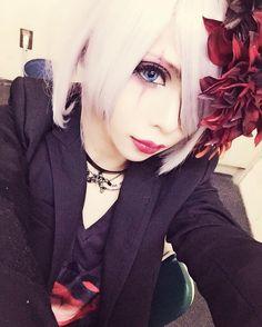 Minpha - Pentagon Visual Kei, Halloween Tumblr, Punk Rave, Amai, Mori Girl, Harajuku Fashion, Pentagon, Music Bands, Best Makeup Products