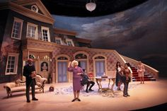Tartuffe at Birmingham Repertory Theatre