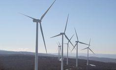 Bear Creek Wind Power Project