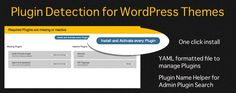 Review Plugin Detection for WordPress Themeswe are given they also recommend where is the best to buy
