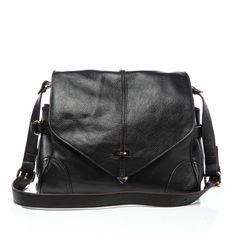 Henrietta Shoulder Bag Black