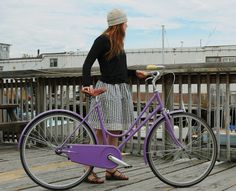 Abici Granturismo Donna, from Portland Velocipede by Lovely Bicycle!, via Flickr