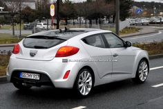 European Hyundai Veloster Coupe Shows its Face, will get Turbo with Veloster Turbo, Hyundai Veloster, Future Car, Big Trucks, Car Show, Cars Motorcycles, Jeep, Vehicles, Face