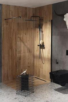 Allegra Walk-in Duschwand in Schwarz Matt. Walking, Home Appliances, Flooring, Luxury, Boden, House Appliances, Walks, Appliances, Wood Flooring