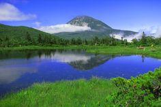 Hokkaido Shiretoko Rausudake