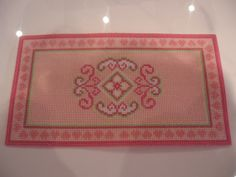 Dolly's house bedroom mat