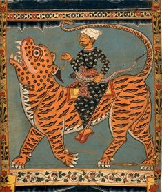 Pir Gazi and his tiger in Sundarbans - Bengali Muslims - Wikipedia, the free encyclopedia