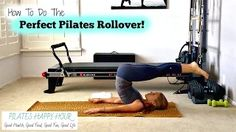 pilates tutorial - YouTube