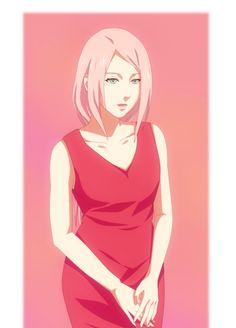 [Genin] Haruno Sakura by I-am-M-i-A on DeviantArt