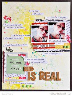 love the Journal strips. Sasha Farina #SCValleyHIgh