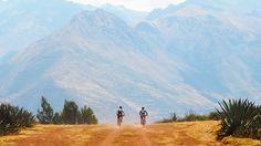 7 day Mountain biking trip in Peru