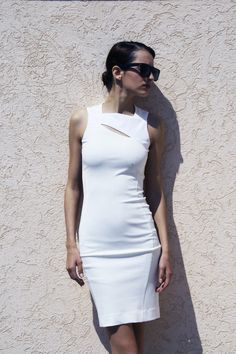 Sexy in White ~ by Pinko